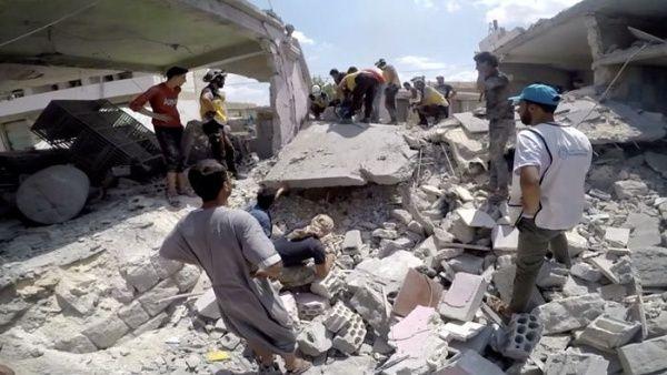 Dos atentados terroristas dejan 27 muertos en Siria