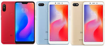 Xiaomi Redmi 6 Pro, Redmi 6 and Redmi 6A smartphones will be launched on September 5 in India.Xiaomi Redmi 6 Pro, Redmi 6 and Redmi 6A smartphones will be launched on September 5 in India.
