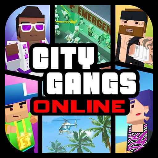 City Gangs: San Andreas v1.41 Apk Mod [Dinheiro Infinito]