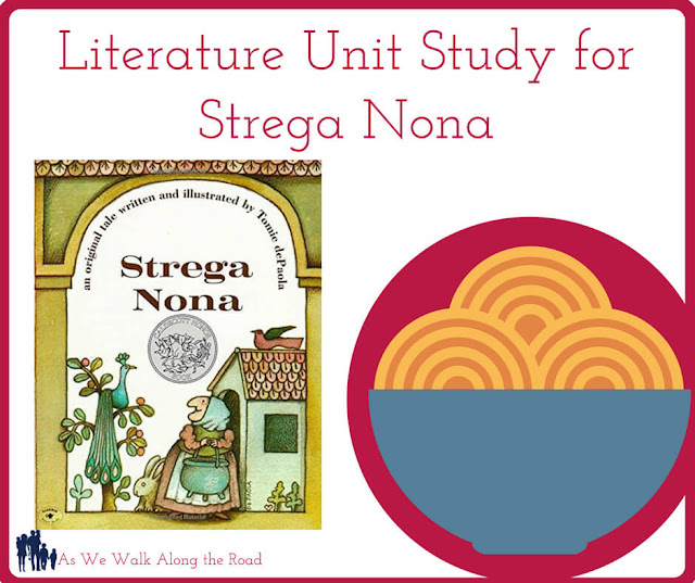 Unit Study for Strega Nona