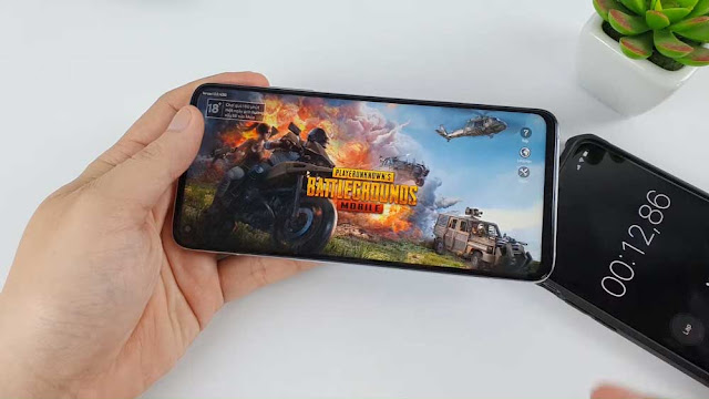 Xiaomi Mi 10T Pro saat Main Game