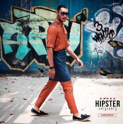 Baju Melayu Lelaki Trend Masa Kini Dicemuh