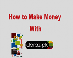 Daraz seller center account