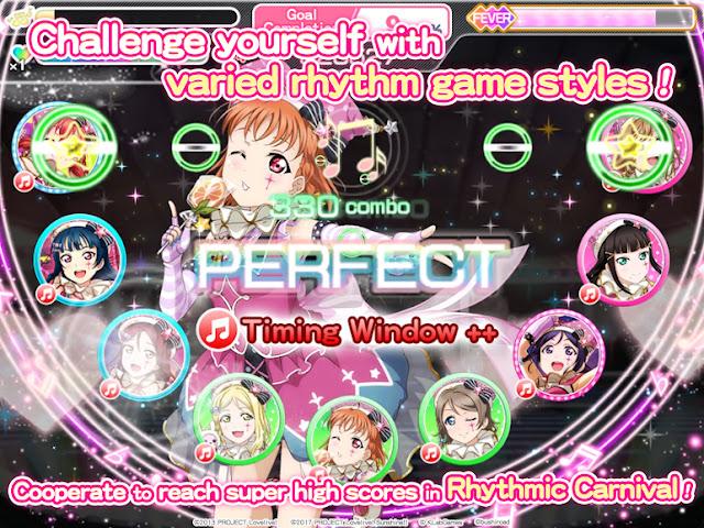 Screenshot Love Live School Idol - Apcoid