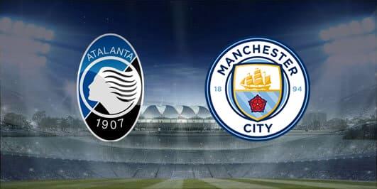 مباراة مانشستر سيتي واتلانتا بتاريخ 22-10-2019 دوري أبطال أوروبا