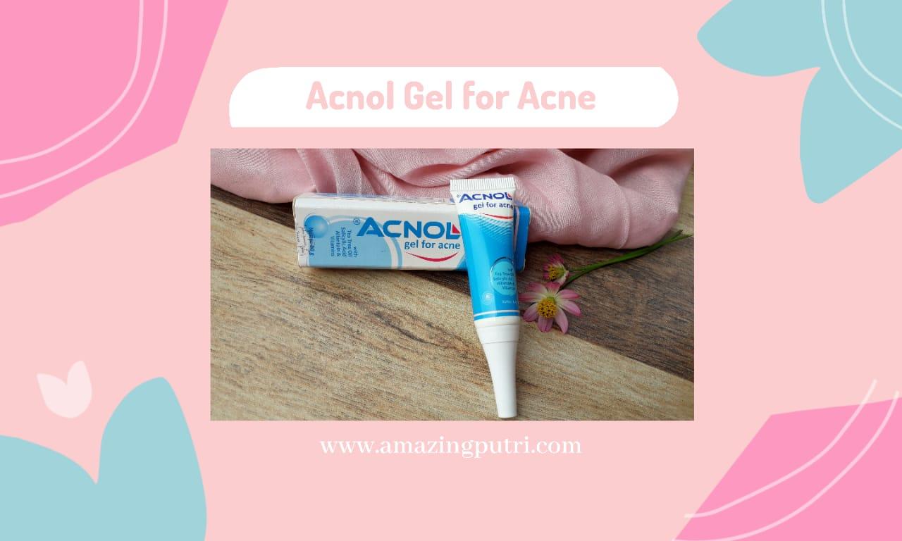 Acnol untuk Jerawat