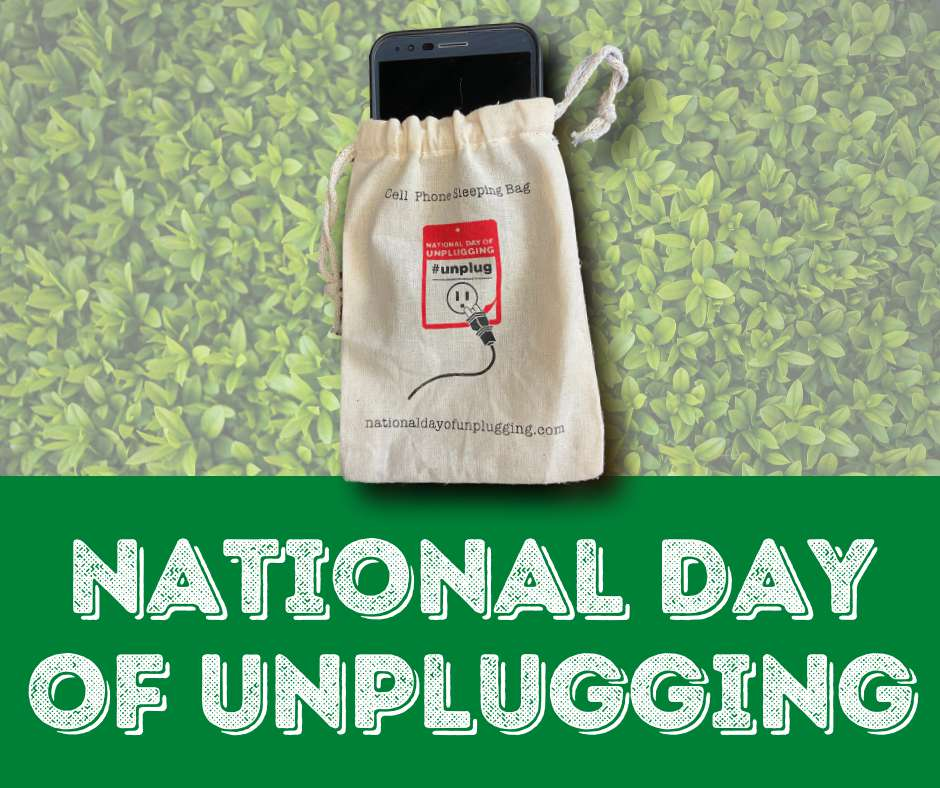 National Day of Unplugging Wishes pics free download