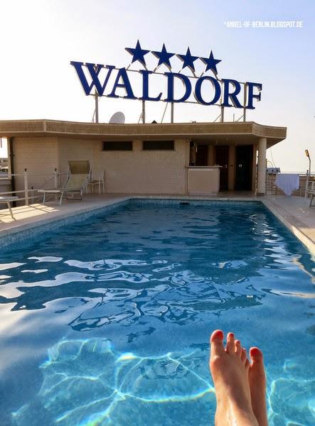 Hotel Waldorf Rimini Pool