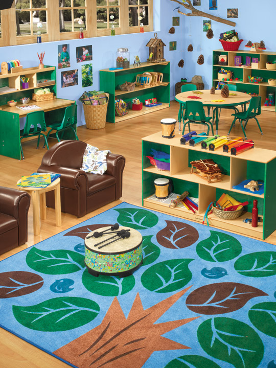 Inviting Preschool Classroom Arrangements