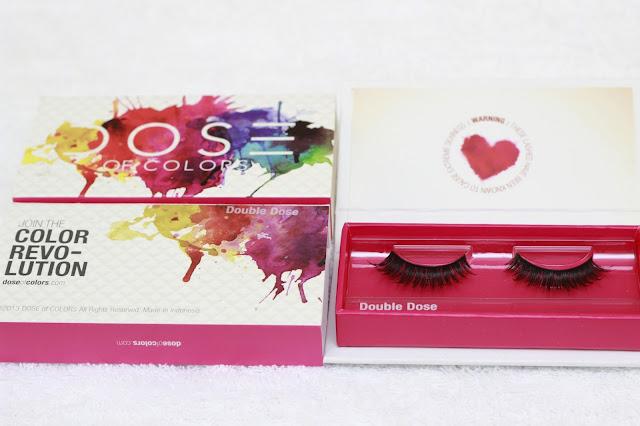Dose of Colors false lashes