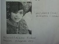 24 Hari Menghilang, Ida Lumbantoruan Belum Ditemukan. Share Siapa Tau Ada Yang Kenal