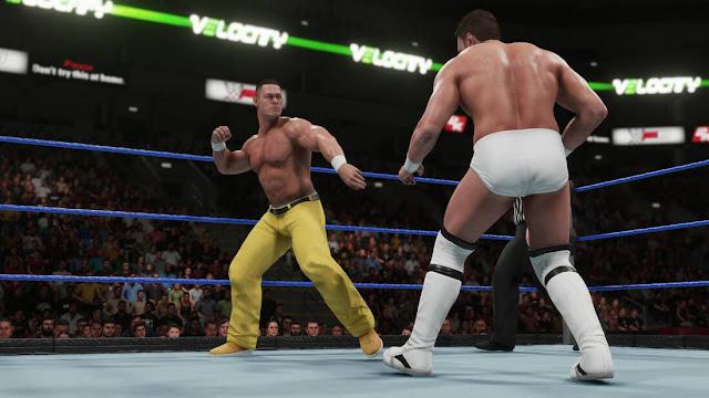 Imagem do WWE 2K19