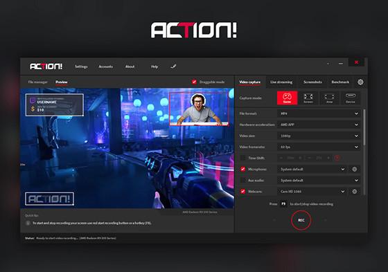 10 Aplikasi Perekam Layar Monitor  PC dan Laptop Gratis di Gunakan