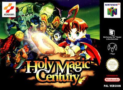 El Pequeño Rincón de los Grandes RPG - Holy Magic Century - Caja Pal
