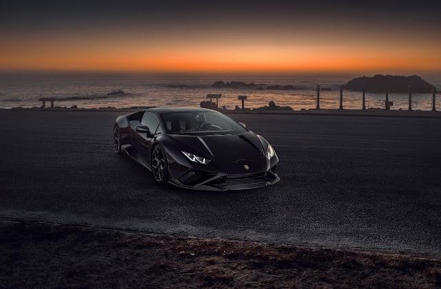 Novitec Lamborghini Huracán sports thrilling looks