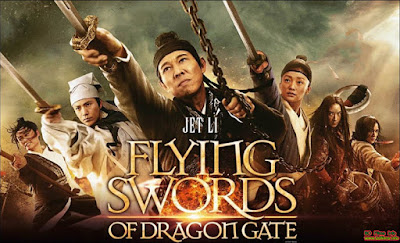 Flying Swords of Dragon Gate (2011) Film Review.Long men fei jia (2011).One of the best movies 'Flying Swords of Dragon Gate' is such a movie that uses many special effects. Special effects have made the movie more powerful. Though it is a historical film, It is a non-fiction film. Special effects have made it as a non-fiction film. I watched it tonight. I don't know Chinese but Subtitle is must for me. Wuxia film is totally different from Dhallywood, Bollywood and Hollywood. So this film is more admirable. It seems I saw such a great film.