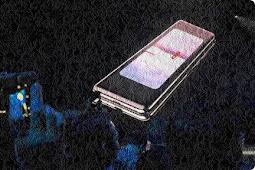 Desain ulang Samsung Galaxy Fold
