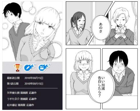 Vencedor de competição da Shonen Jump desenhou em seu smartphone