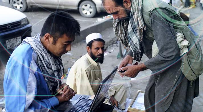 Afghanistan Krypto-Bitcoin