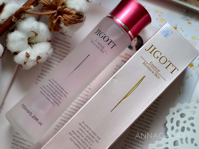 Отзыв на Увлажняющий тонер с аллантоином JIGOTT Essence Moisture skin
