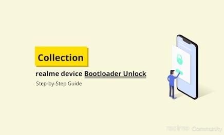 Unlock Bootloader RealMe Device