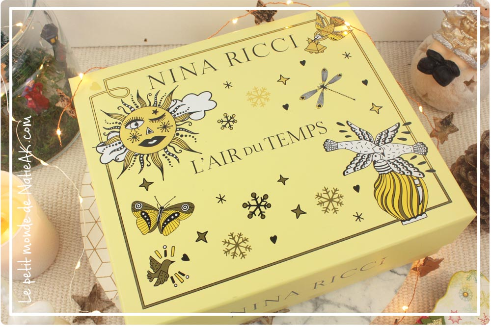 Nina Ricci : Parfum pour femme Nina Ricci