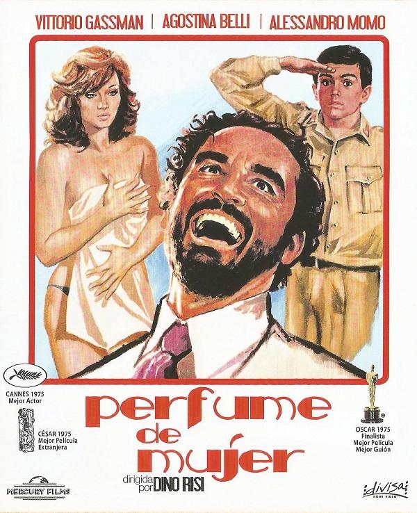 Descargar Perfume de mujer (1974) - Dino Risi - VOSE