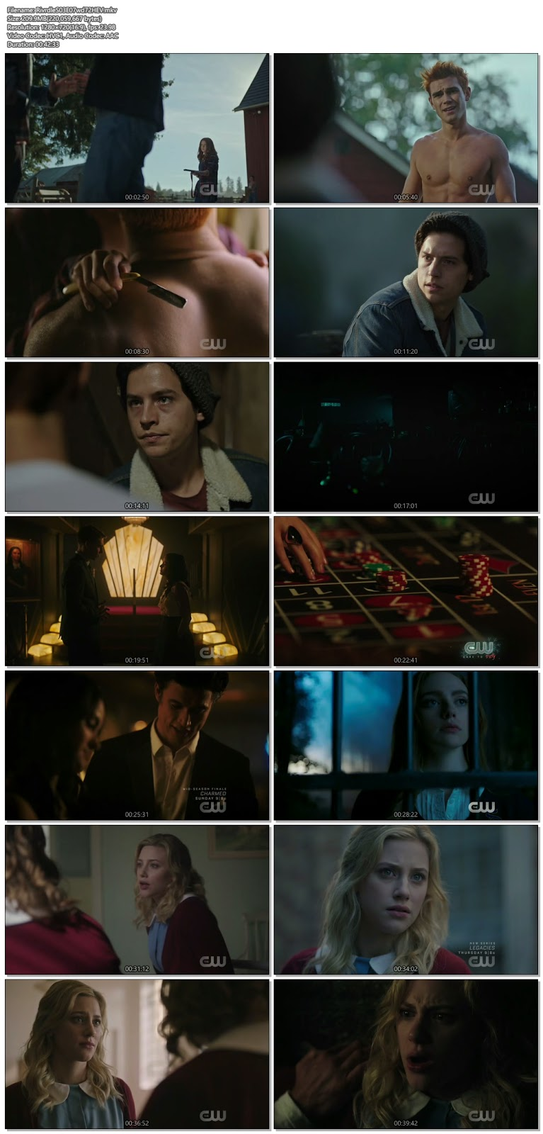 Riverdale S03 Episode 07 720p HDTV 200MB Download , hollwood tv series Riverdale S03  Download Episode 07 720p hdtv TV SHOW hevc x265 hdrip 200mb 250mb free download or watch online at world4ufree.fun