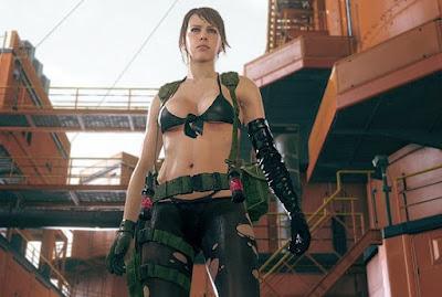 Proibido pra menores Novo Metal Gear