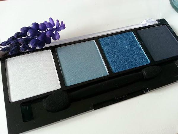 La palette Biguine Smoky, pour des yeux bleu lagon.