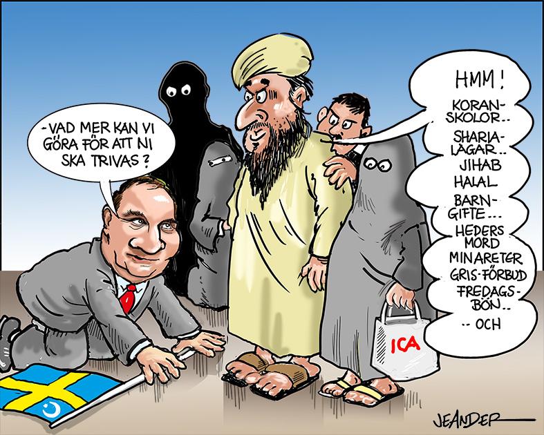 JEANDERS BILDBLOGG: Den svenska flatheten...