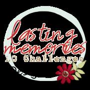 Lasting Memories Layout Challenge
