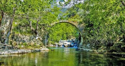 mıhlı çayı taş köprü