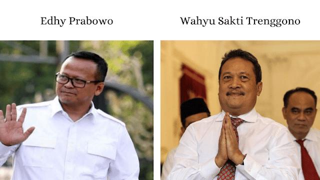 menteri baru kp