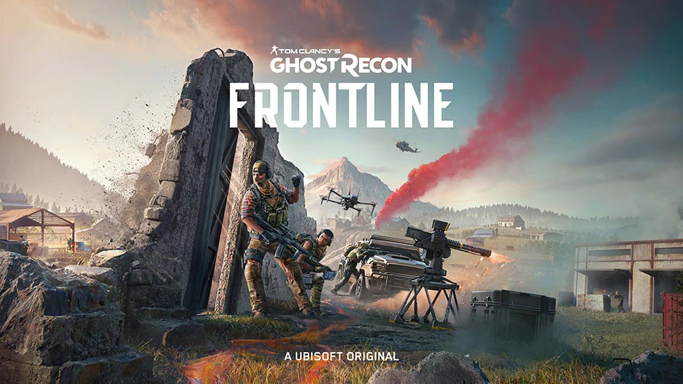 UBISOFT EXPANDS THE TOM CLANCY'S GHOST RECON UNIVERSE WITH GHOST RECON FRONTLINE