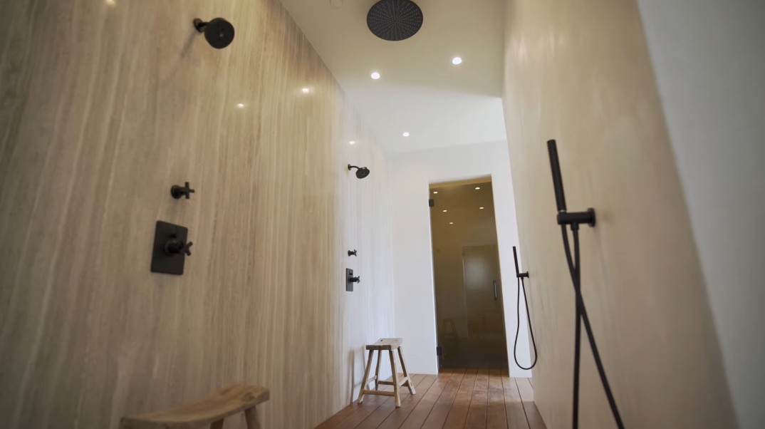 88 Interior Photos vs. Tour 839 N Genesee Ave, Los Angeles, CA Luxury Contemporary House