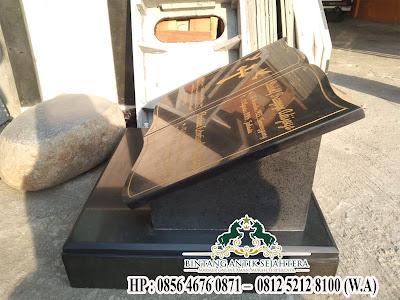 Nisan Model Buku Granit