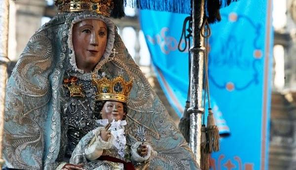 La Virgen de los Reyes lucirá el manto de la coronación el 15 de agosto