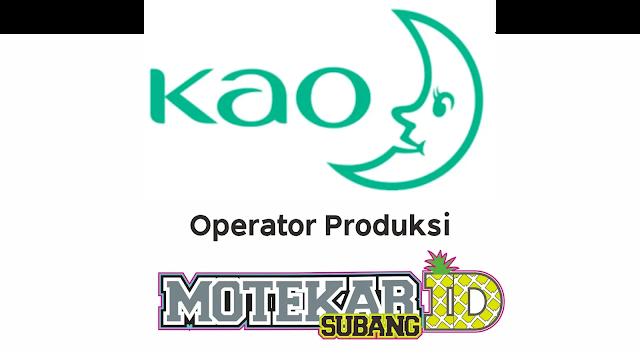 Lowongan Kerja PT Kao Indonesia Chemicals Terbaru - Motekar Subang
