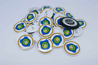 Buat Pin Logo Murah - Tanpa Minimal Order