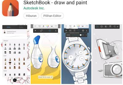 corel draw untuk android