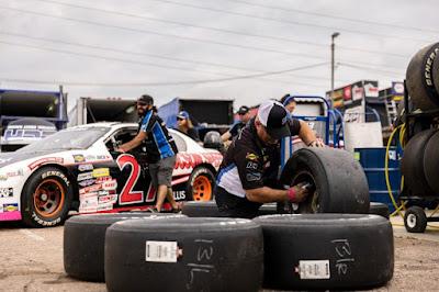 Crew Members Tires - ARCA West 2021 at Colorado