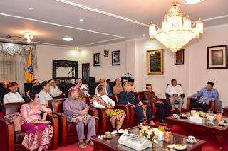 Gubernur Silaturrahmi Dengan FPK