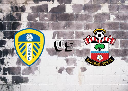 Leeds United vs Southampton  Resumen y Partido Completo