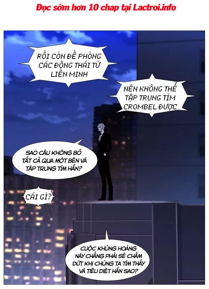 Quý Tộc Ma Cà Rồng Chap 515 page 10