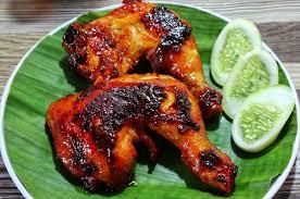 Resep Ayam Bakar Mantap Dengan Sambal Super Pedas