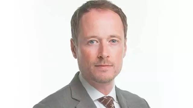 Sean McGovern, CEO, UK & Lloyd's market, AXA XL