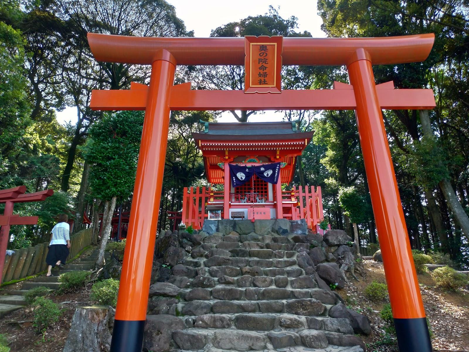 佐賀・祐徳稲荷神社の参拝で奥の院の絶景をご紹介します!