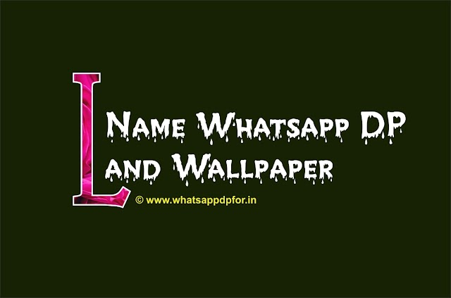 [NEW] L Name Wallpaper | L Name Dp Download | L Images Free Download