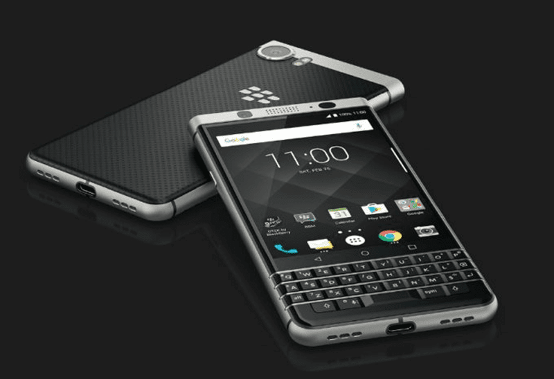 the companionship has finally announced the mysterious device at MWC  MWC 2017: BlackBerry KEYone With QWERTY Keyboard Announced!
